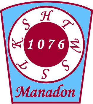 Manadon MMM Lodge No.1076 Logo