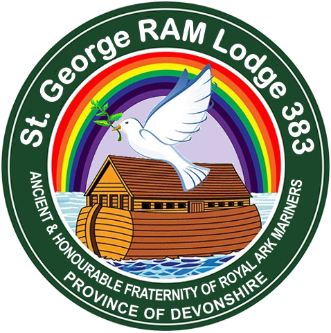 St.George RAM Lodge No.383 logo